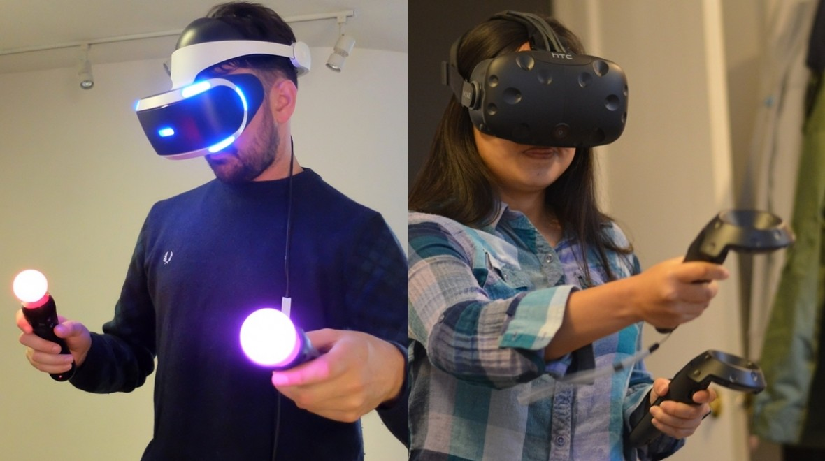 Is Oculus Rift Worth It >> Sony PlayStation VR v HTC Vive: Which VR headset is worth the money?
