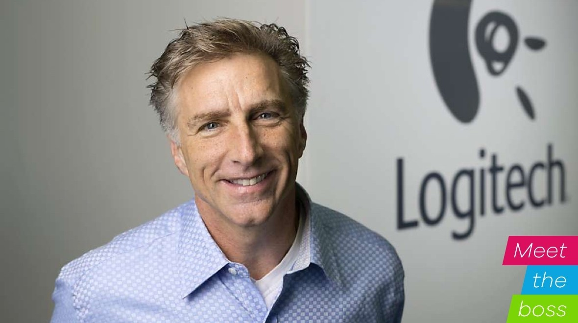 Logitech CEO on all things connected