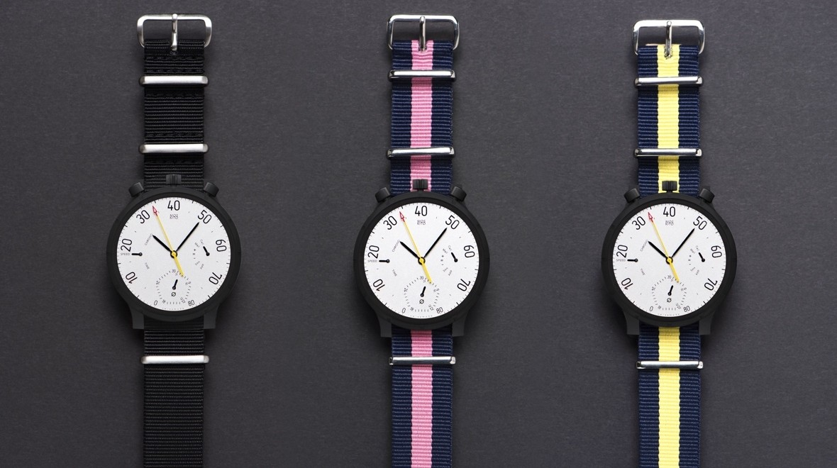 Moskito is a speedometer and a smartwatch