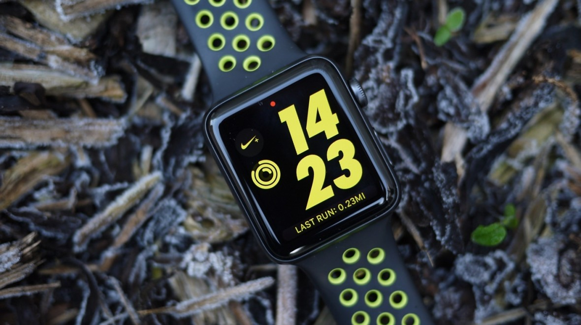 Living with the Apple Watch Nike+