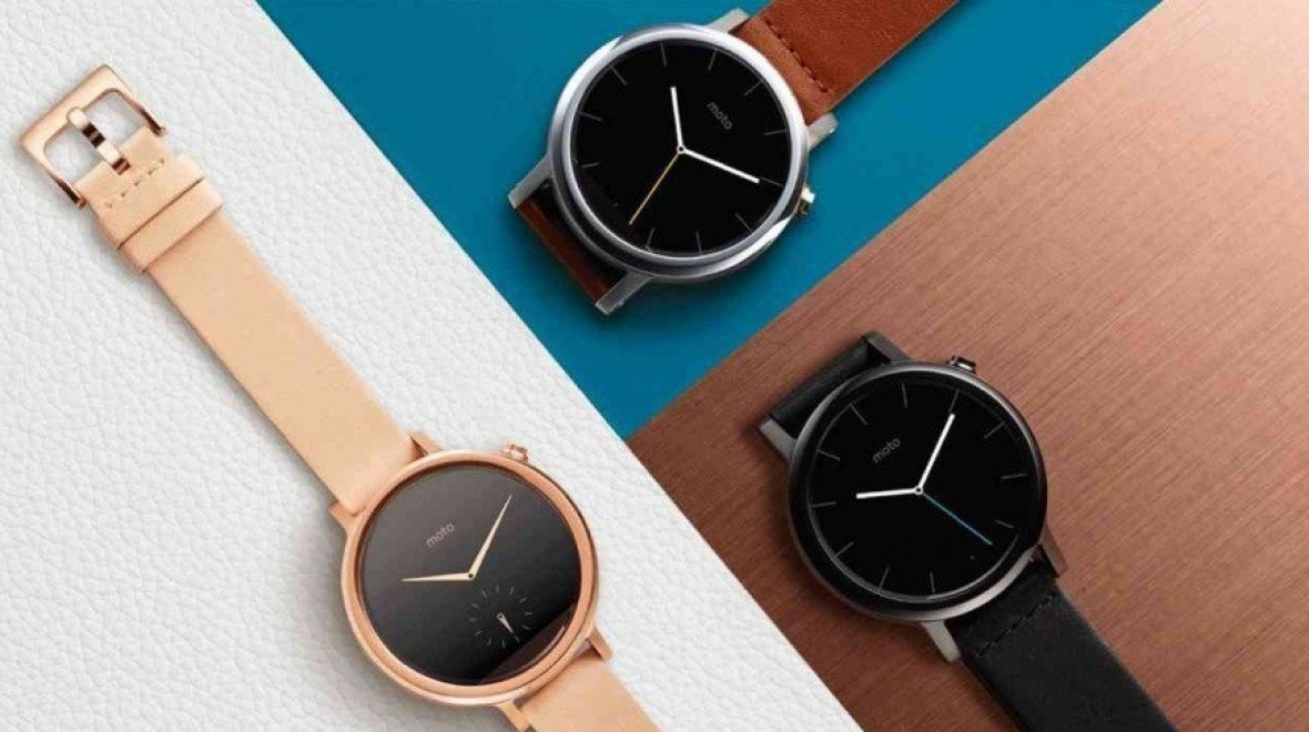 Motorola steps back from smartwatches