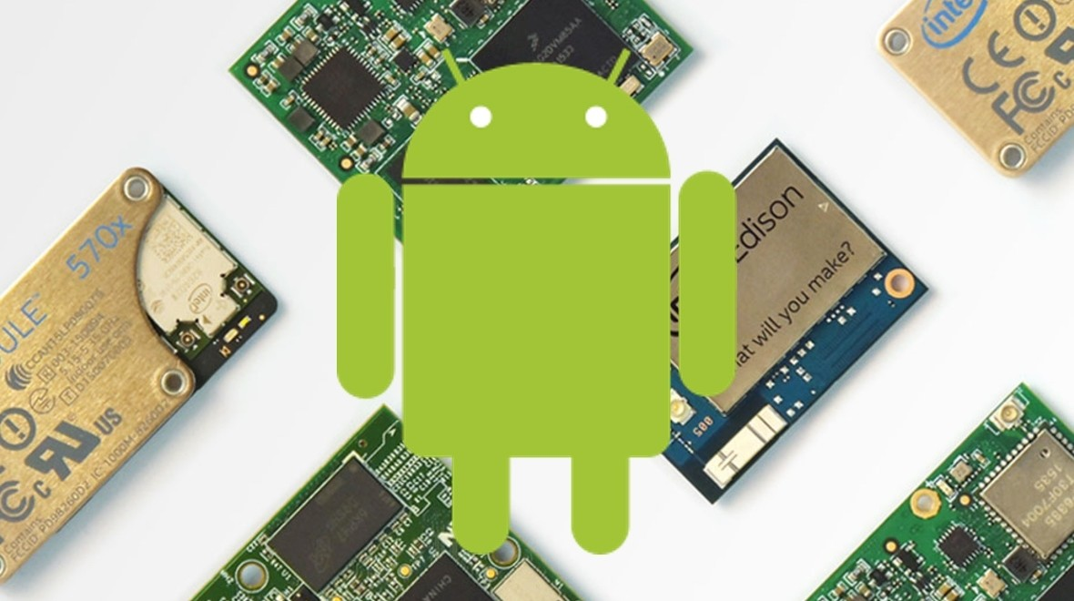 Google launches Android Things for IoT
