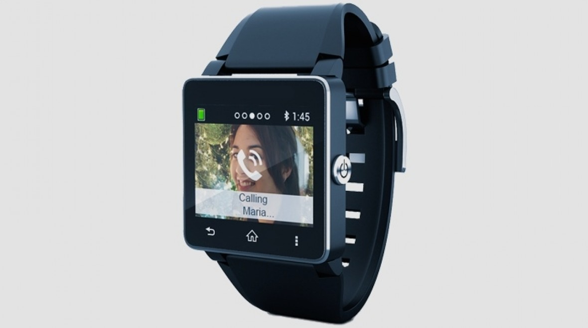 Clevercare smartwatch designed for carers