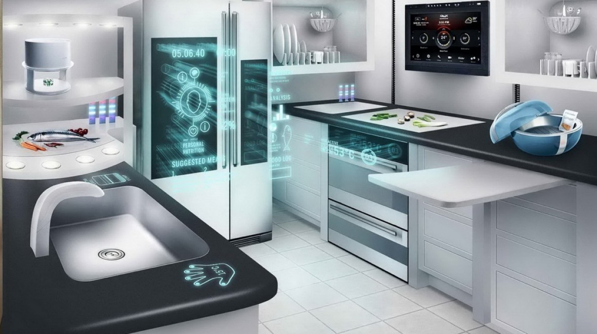 The connected everything: Your ultimate smart home of the future