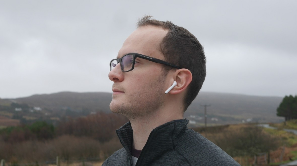 Living with the Apple AirPods
