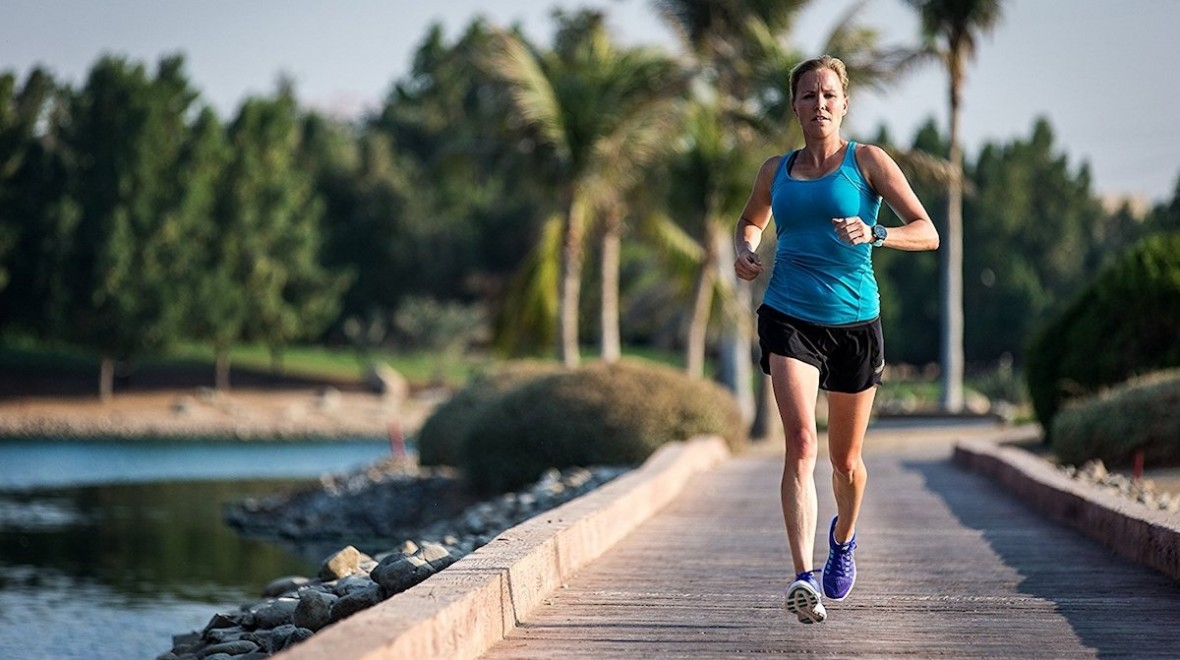 From couch to 5km with wearables