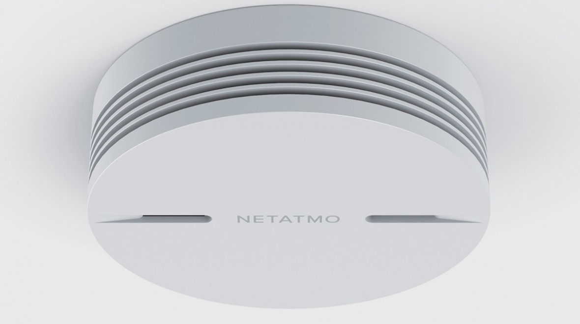 Netatmo takes on Nest with smart smoke alarm