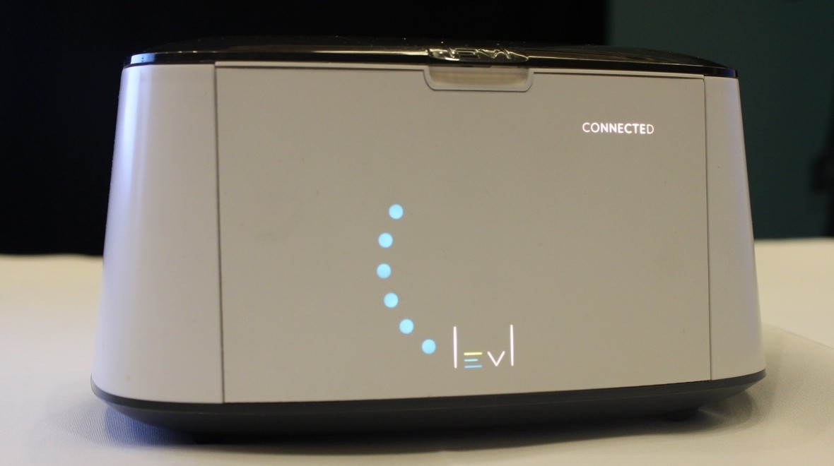 LEVL detects fat burn from your breath