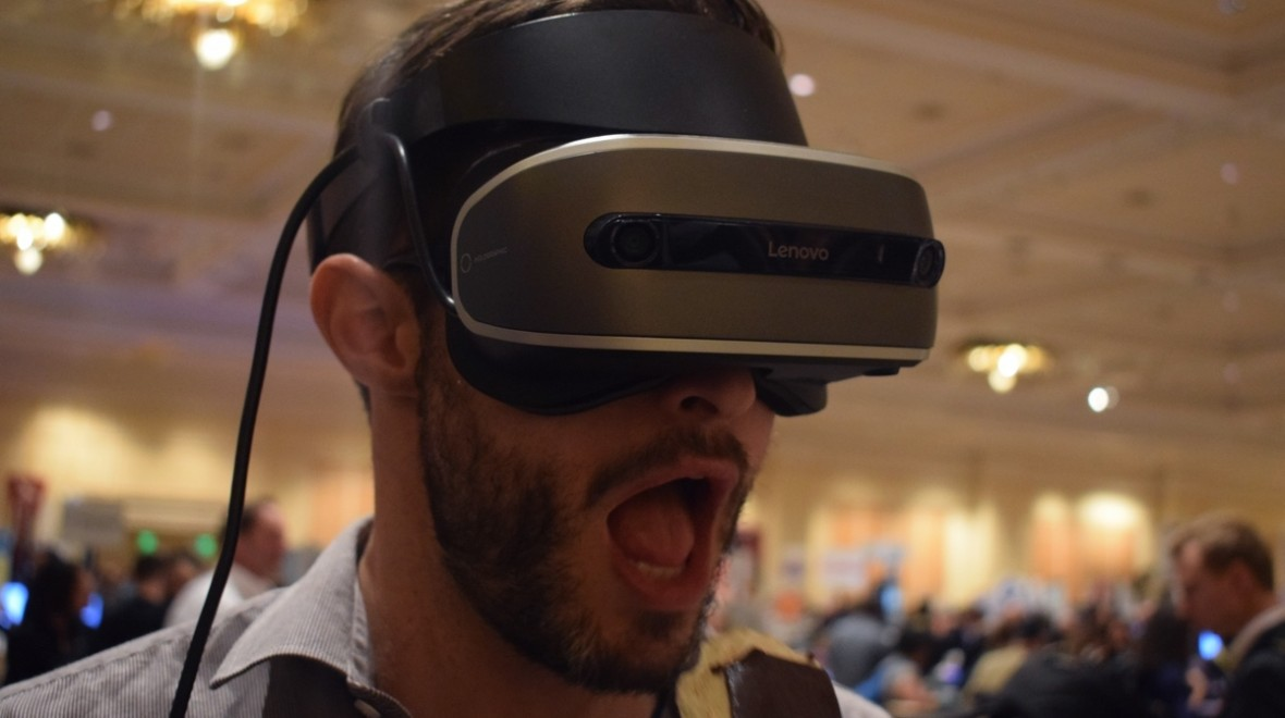 No real surprises at CES - but that's OK