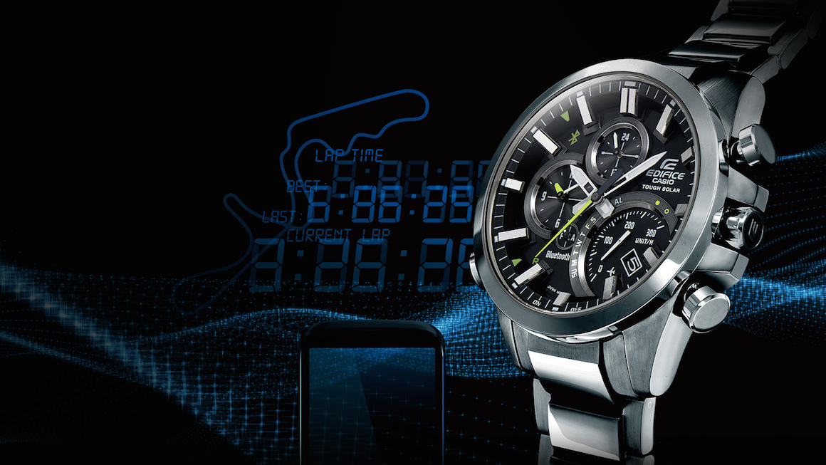 Casio Edifice EQB-500 out in September