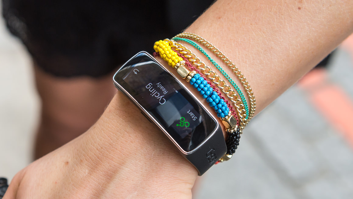 Samsung Gear Fit tips