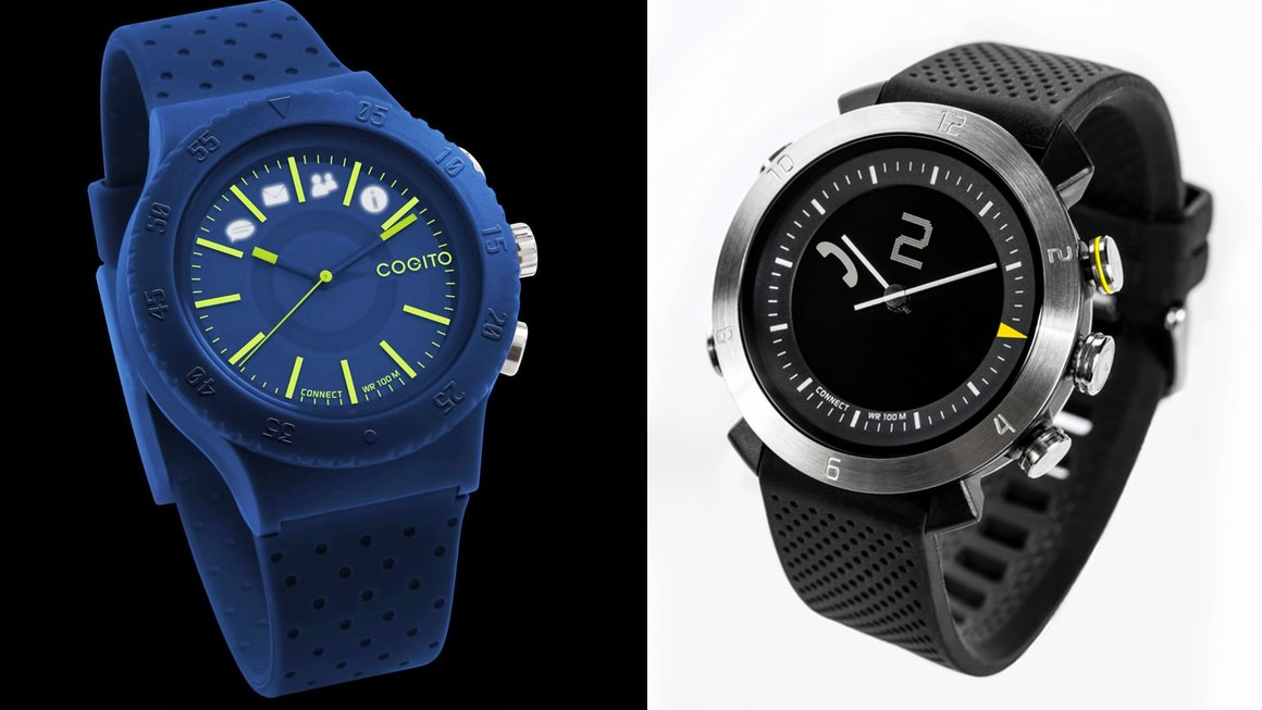 Cogito smartwatch duo now on sale