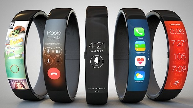 iWatch to sport curved glass display