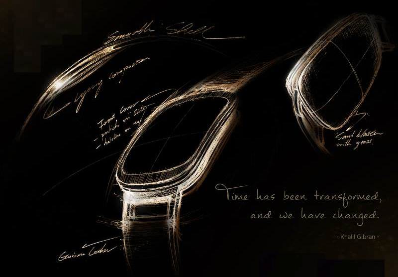 Asus Android Wear smartwatch teased