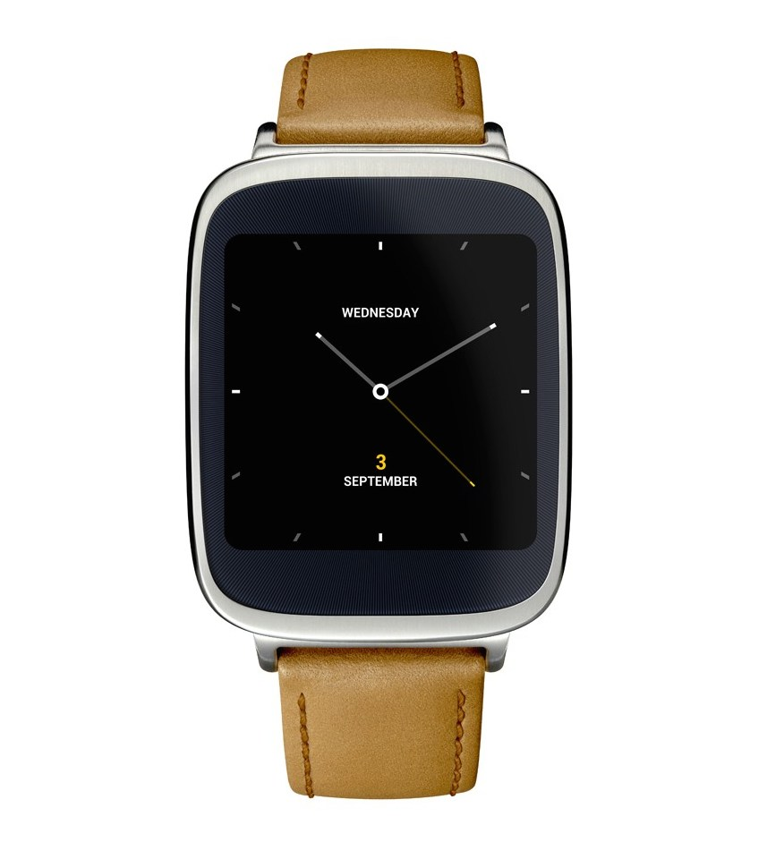 Asus ZenWatch curvy Android Wear smartwatch now official
