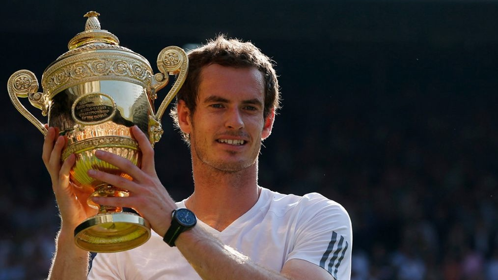 ​Andy Murray to develop sports wearable