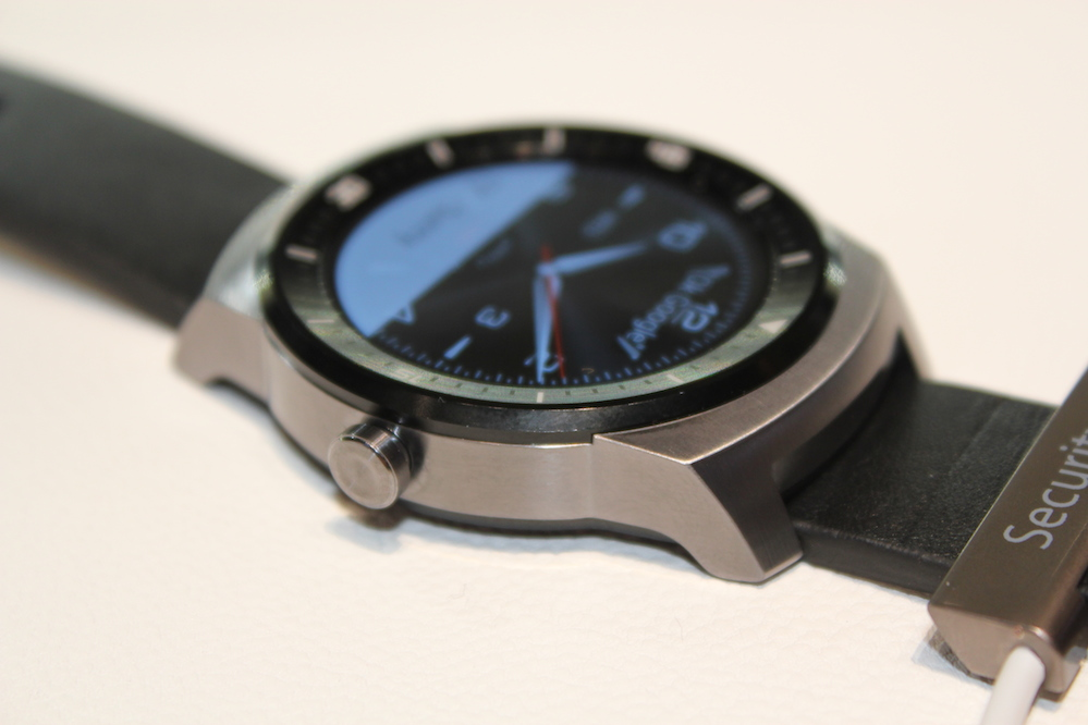 LG G Watch R launch date revealed