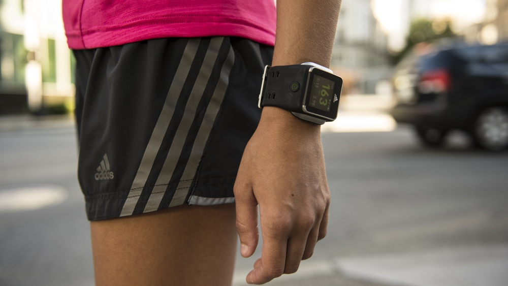 Adidas and MyFitnessPal join forces