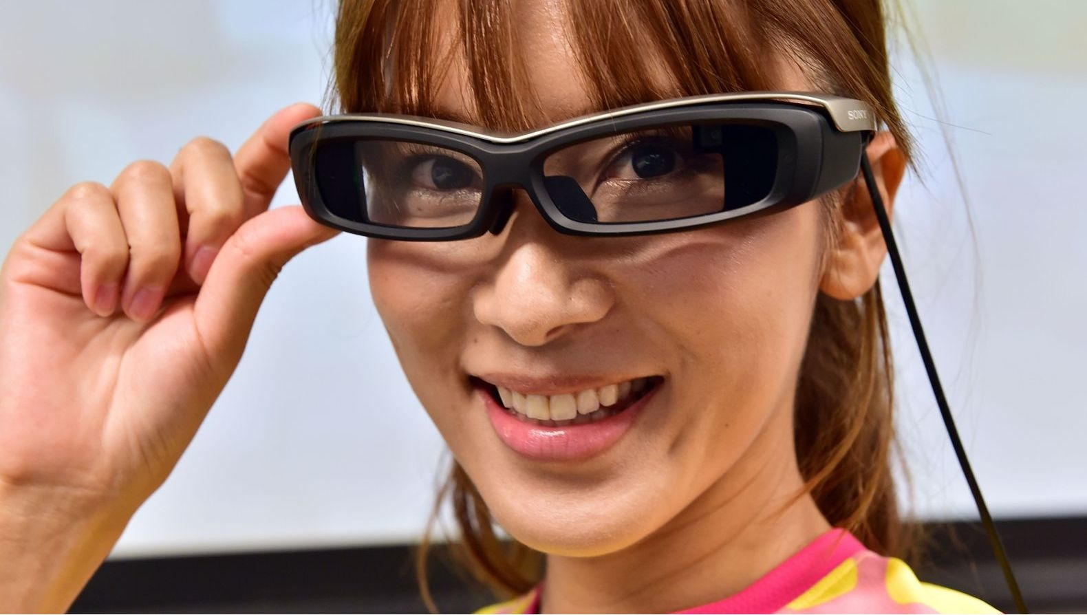Sony SmartEyeGlass heads towards reality