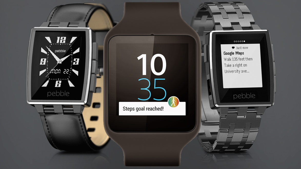 Pebble v Android Wear