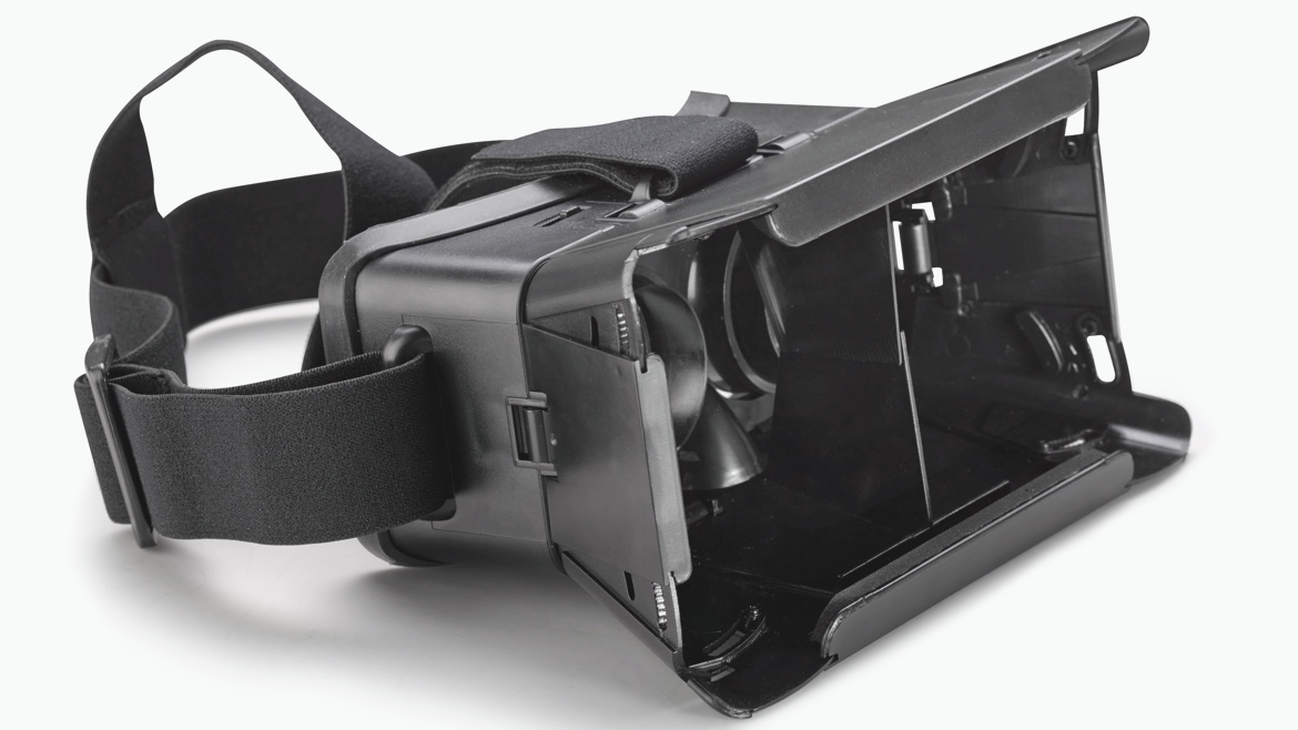 Archos headset offers VR on the cheap