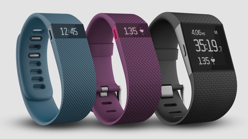 ​Fitbit launches three new fitness trackers