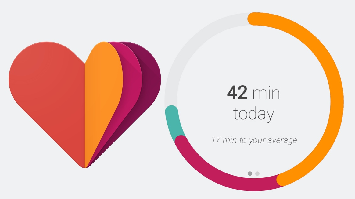 Google Fit app takes on Apple Health