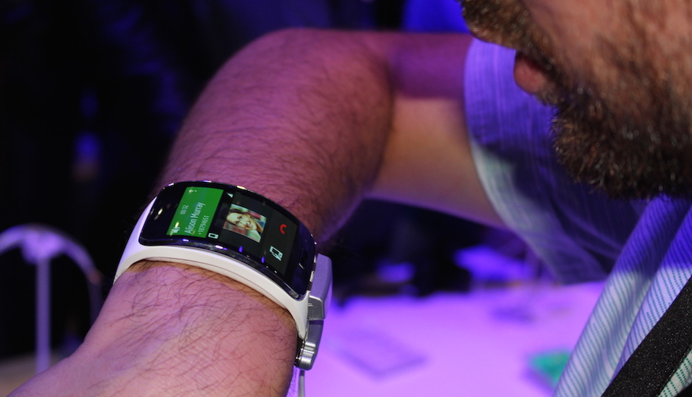 Samsung Gear S on sale 7 November