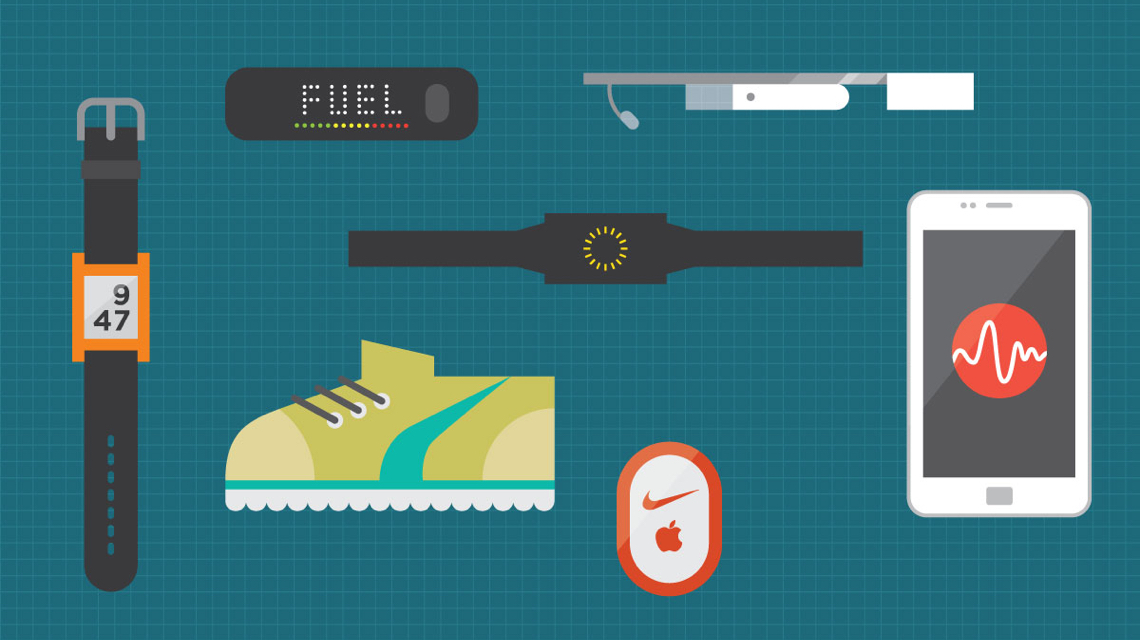 Five reasons wearables are here to stay
