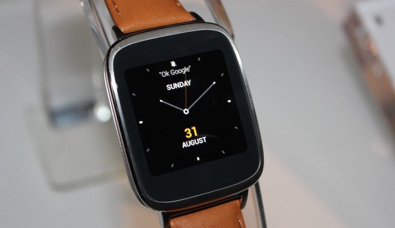 Asus gears up for ZenWatch launch