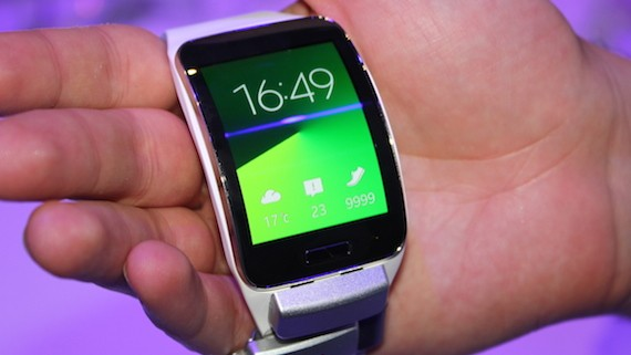 Samsung Gear S Wi-Fi heading to Japan