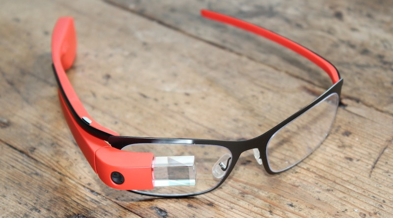 ​Intel to power Google Glass