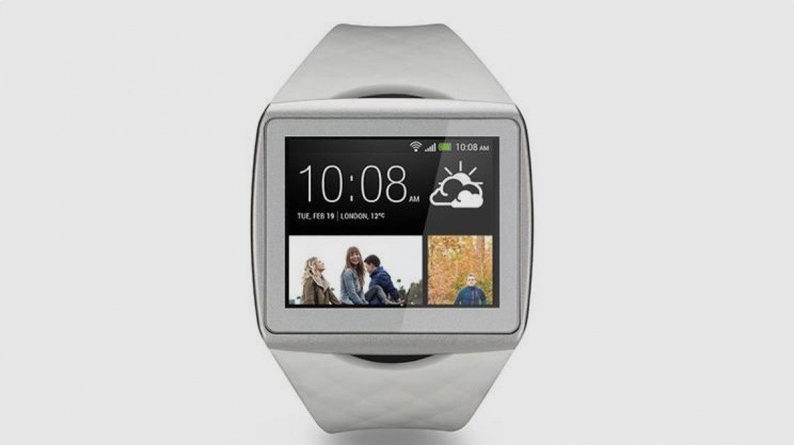 HTC wearable set for CES 2015 outing