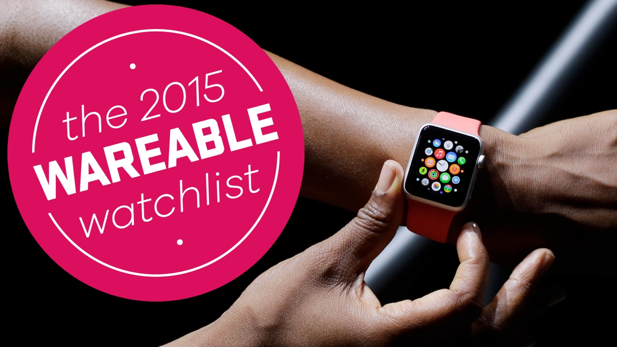 50 wearable gamechangers for 2015