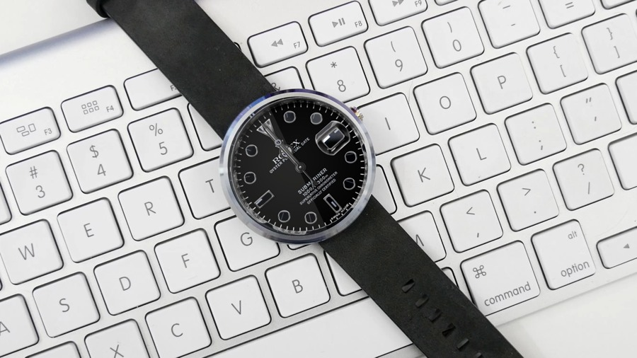 Android Wear rip-offs good for luxury brands