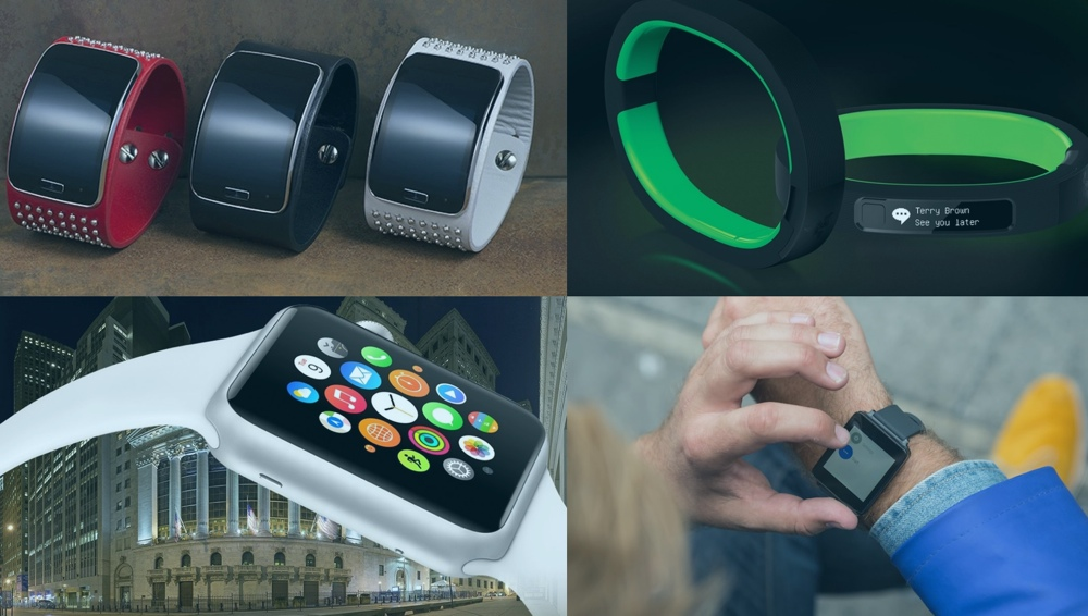 The year in wearable tech