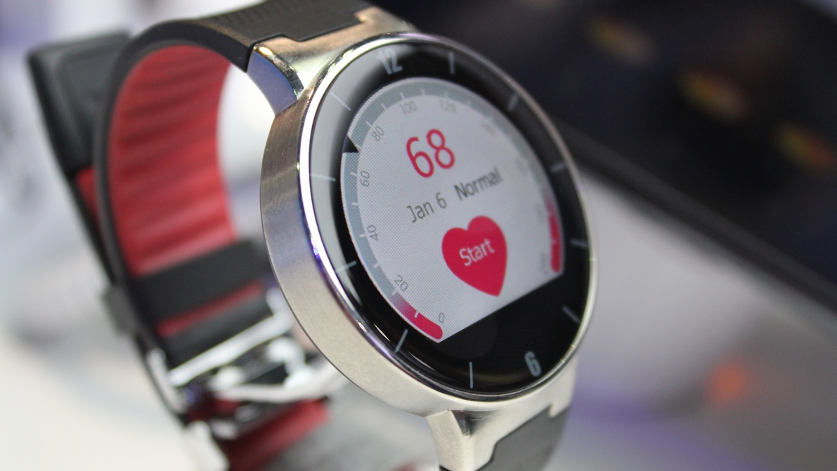Alcatel OneTouch Watch review