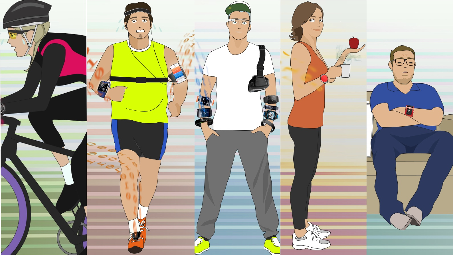 ​Which type of wearable user are you?
