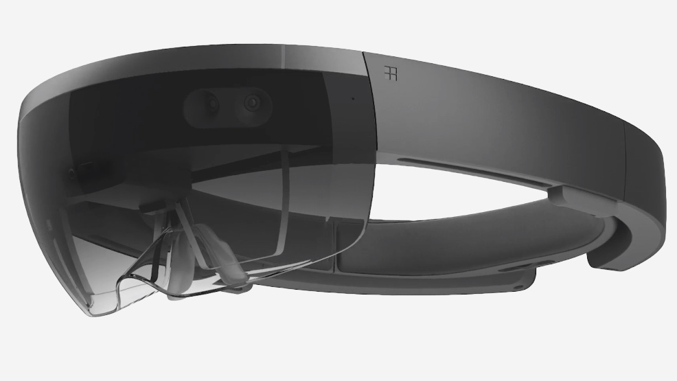 Microsoft Holographic and HoloLens unveiled