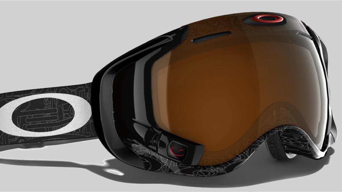 Oakley Airwave gets Recon Snow 2 update