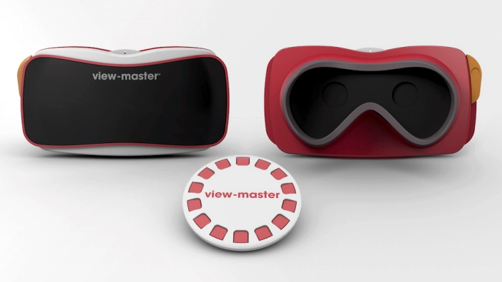 View-Master goes VR