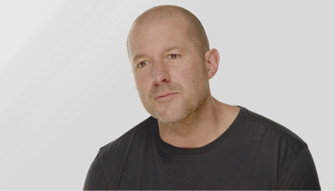 Jony Ive: Face is 'the wrong place'