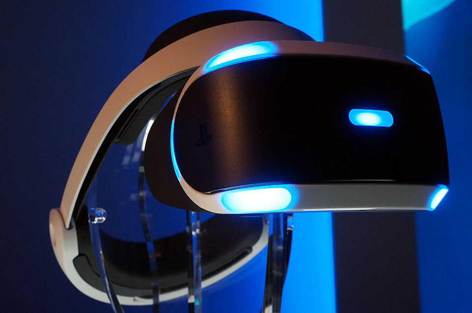 Sony Project Morpheus launching 2016