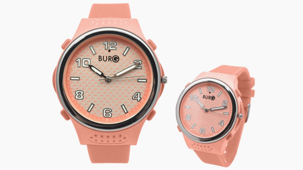 Burg 31 is jack of all trades smartwatch