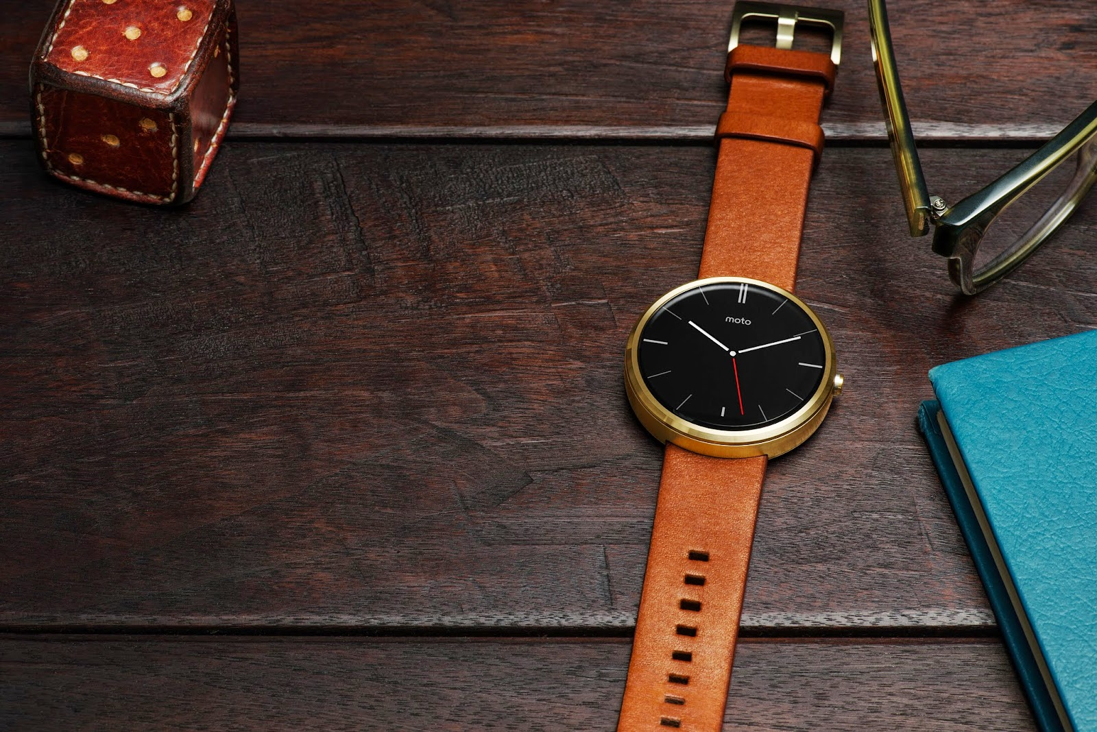 Moto 360 gets Moto Maker
