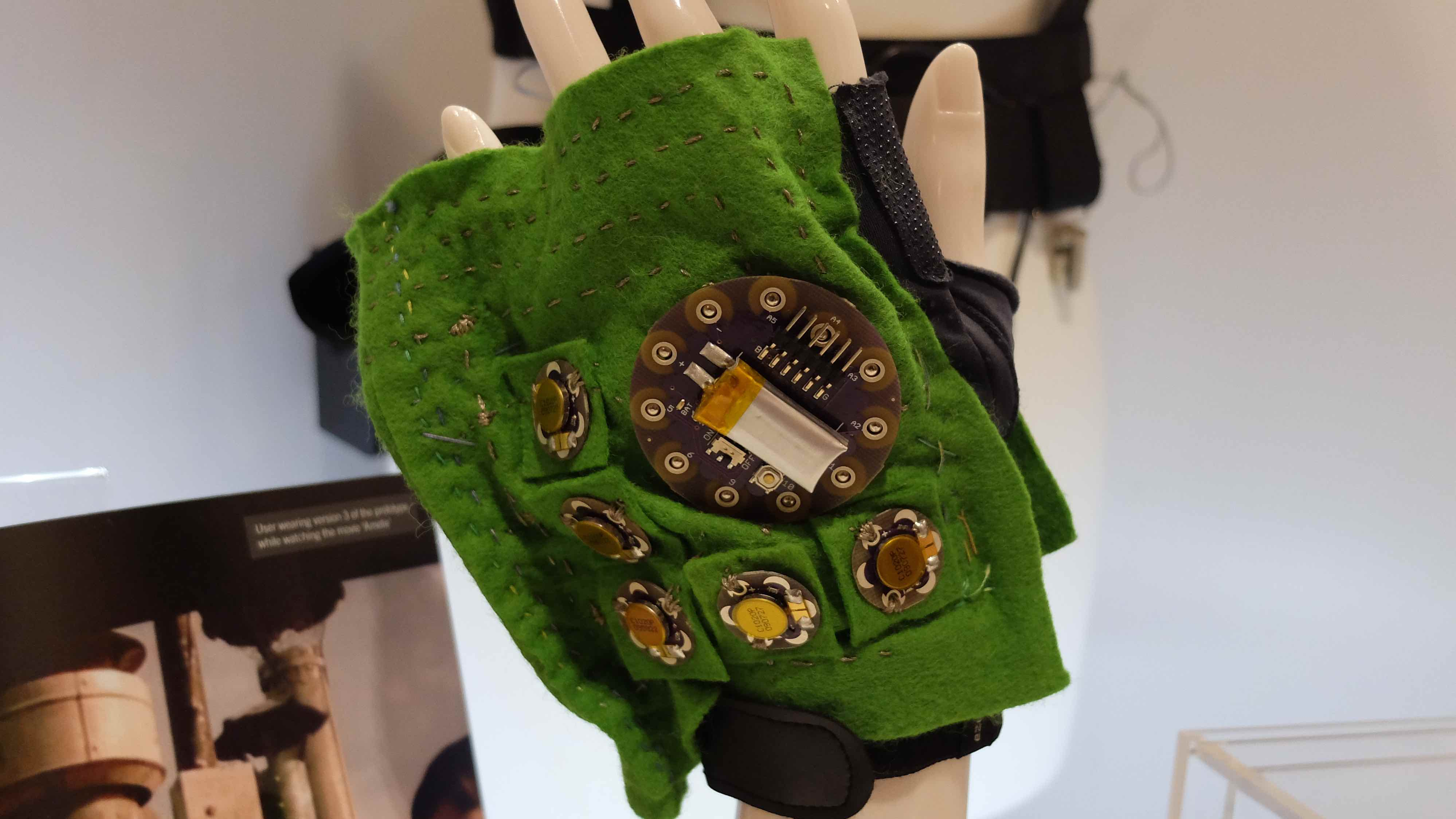 Wearables from Queen Mary's University labs
