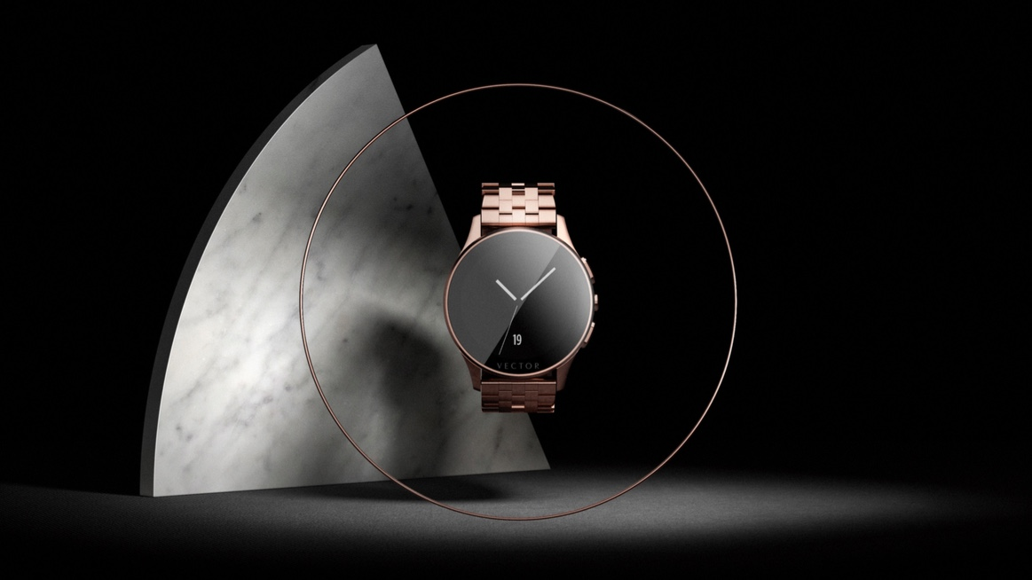 Vector smartwatch duo unveiled