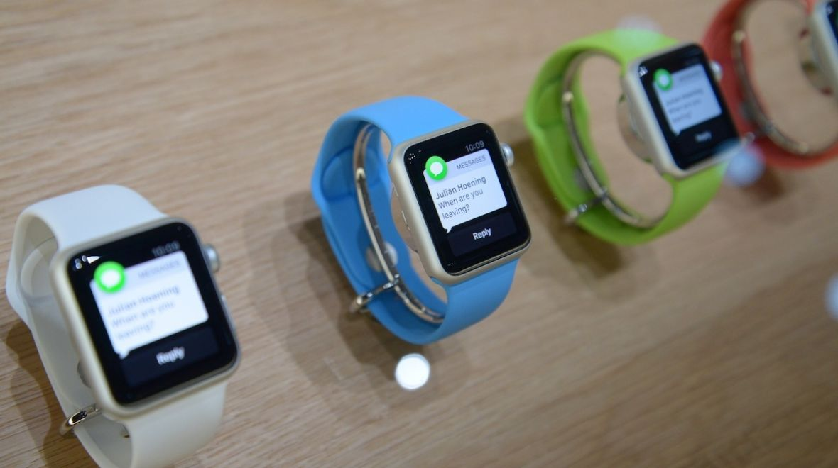 15 minute Apple Watch demos in store