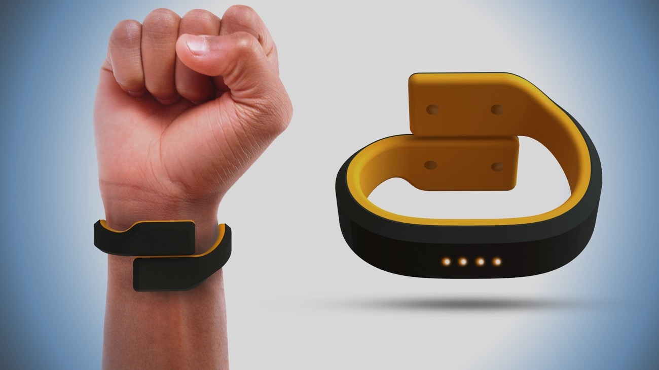​Pavlok shock band gets big investment