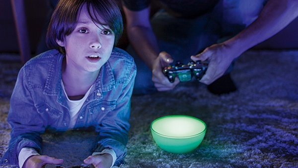 Philips Hue Go is a portable smart light